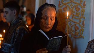 Праздничные пасхальные богослужения начались в Челябинске