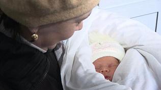 Пассажирка плацкартного вагона получила свидетельство о рождении в поезде