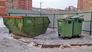 Власти Челябинска запретили сваливать мусор с субботников на контейнерные площадки