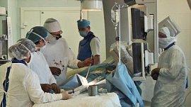 Челябинские медики освоили новый метод лечения аневризмы аорты