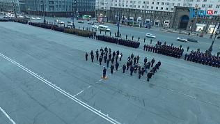 Зрители ОТВ увидят торжественный парад на 9 мая с высоты птичьего полета