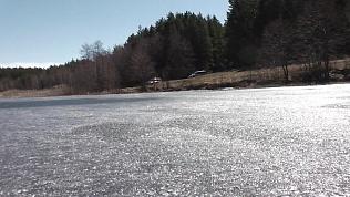 82-летний рыбак утонул в Кыштыме на озере