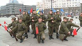 ОТВ впервые покажет парадное шествие колонн изнутри