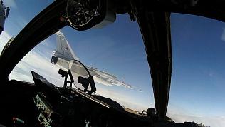 Челябинские бомбардировщики пролетят над парадом в День Победы со скоростью 700 км/ч