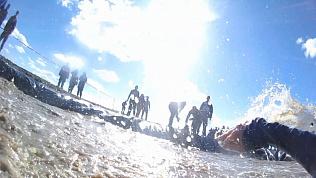Команда ОТВ прошла «Гонку героев»