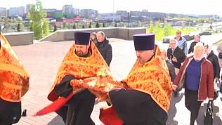 Магнитогорские прихожане поклонились мощам Симеона Верхотурского