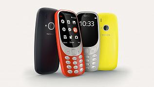 Продажи обновленной Nokia 3310 стартовали в России
