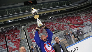 Чемпион НХЛ в Сочи стала ХК «Удар»