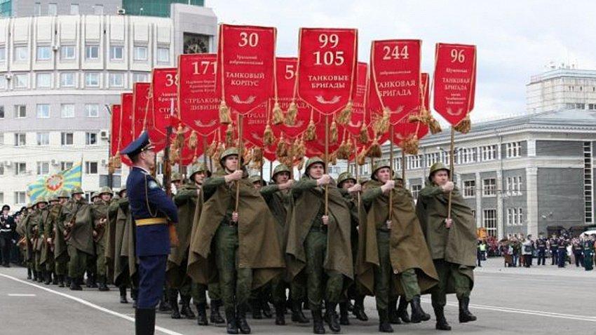 Военные представят челябинским зрителям боевую технику на параде Победы