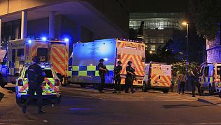 19 человек погибли в результате взрыва на концерте в Манчестере