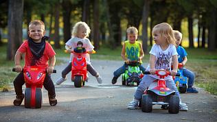 Подарите ребенку летнее настроение