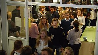 Челябинские выпускники сдали базовый ЕГЭ по математике