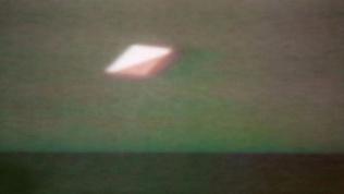 НЛО над Снежинском сняли на видео