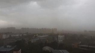 Шквалистый ветер, дожди и грозы ожидаются на Южном Урале