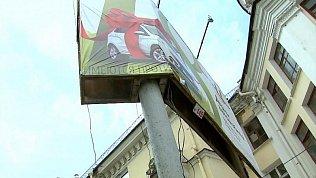 Последствия урагана в Челябинске