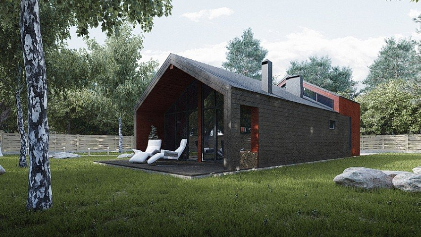 Дачный поселок в стиле Hi-Tech с планетарием построят рядом с Челябинском