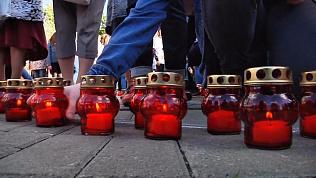 22 июня прошли мероприятия ко Дню памяти и скорби