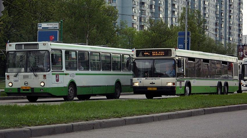 В Челябинске восстановили отмененные автобусные маршруты