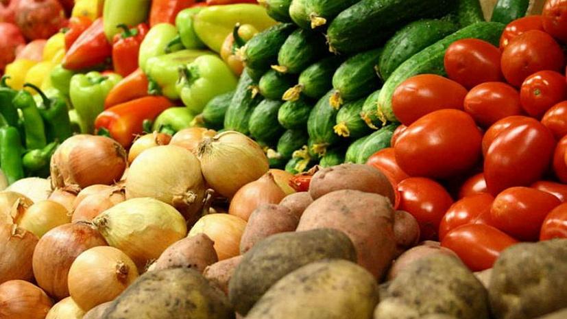 На оптовый рынок Костаная ежедневно поступают овощи, которые вдруг стали очень дорогими