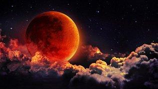 Южноуральцы смогут увидеть «кровавое» затмение невооруженным глазом