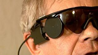 Кибер-глаз позволил челябинцу увидеть мир после 20 лет слепоты