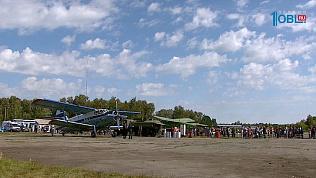 Челябинцы прокатились на военных самолетах и увидели авиашоу в День воздушного Флота