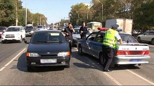 Полиция вновь по горячим следам задержала автоугонщика