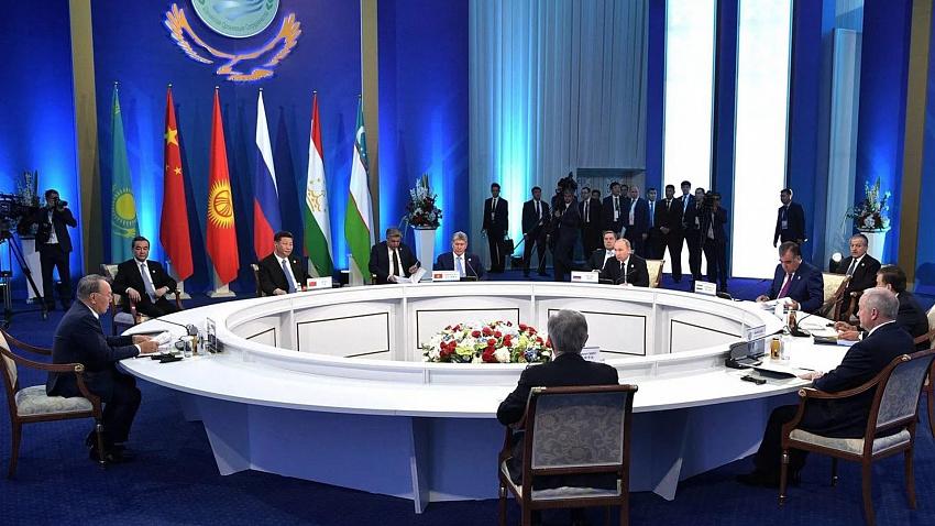 В рамках ШОС появится «форум губернаторов».