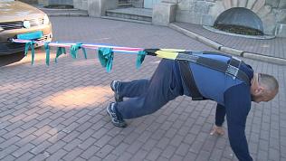 Эльбрус Нигматуллин сдвинул с места «конкуренцию» весом почти в полторы тонны