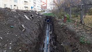 Сотни чебаркульских семей остались без воды и отопления