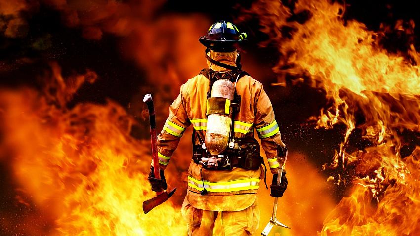 В Копейске малыши чуть не пострадали в пожаре из-за решеток на окнах детского сада