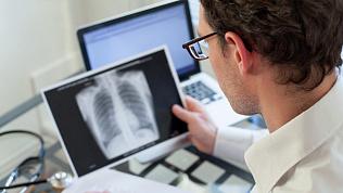 Заболеваемость пневмонией в Челябинске выросла на 19 процентов
