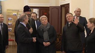 Министру образования и науки РФ представили теологическую программу ЮУрГУ