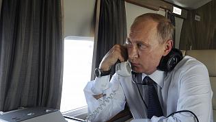 Дмитрий Песков: Президент звонил челябинцам из самолета