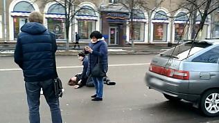 В Магнитогорске женщина попала в реанимацию после двойного ДТП