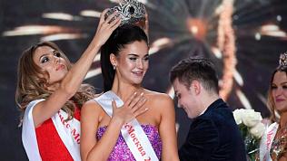 Челябинка Елизавета Лопатина завоевала титул «Мисс Москва»