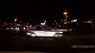 Семь экипажей ДПС гнались за нетрезвым автоугонщиком на «Ниве»