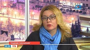 Наше УТРО на ОТВ – гость в студии Елизавета Кириллова