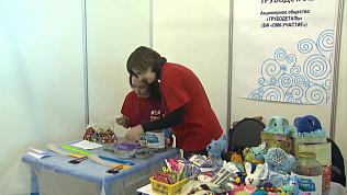 В Челябинске состоялась благотворительная ярмарка