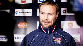 Виктор Козлов утвержден главным тренером «Металлурга»