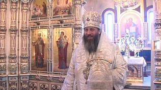 Рождественская проповедь митрополита Никодима
