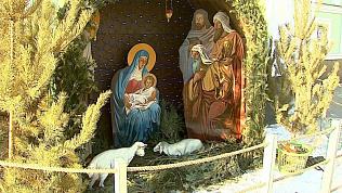 Южноуральцы встретили Рождество Христово