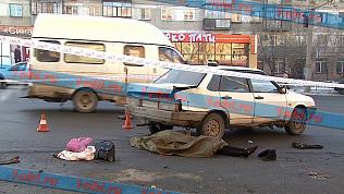 Находившийся за рулем ВАЗа водитель рассказал о смертельной аварии на Свердловском проспекте