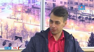 Наше УТРО на ОТВ – режиссер из Санкт-Петербурга
