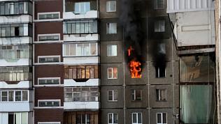 «Сделал то, что должен был сделать». Школьник спас двух детей из горящей квартиры