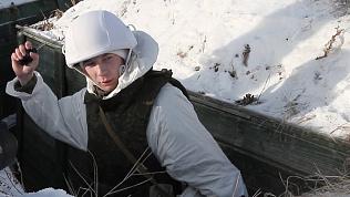 10 тысяч гранат израсходовали бойцы танковой дивизии на Южном Урале
