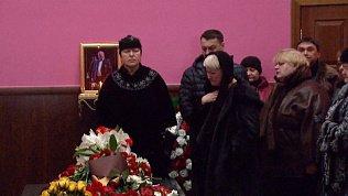 Южноуральцы простились с челябинским джазменом Игорем Бурко