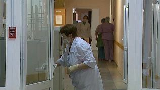 В больницах и социальных учреждениях введен карантин