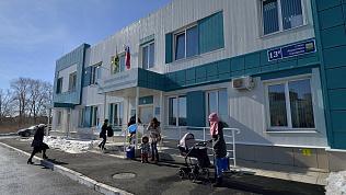 Маленькие жители новых районов будут обслуживаться в поликлинике на Тополиной аллее