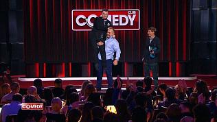 Челябинский стронгмен показал свою силу в популярном юмористическом шоу